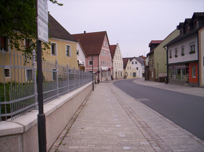 Germany 2005 Gallery: The Hauptstrasse