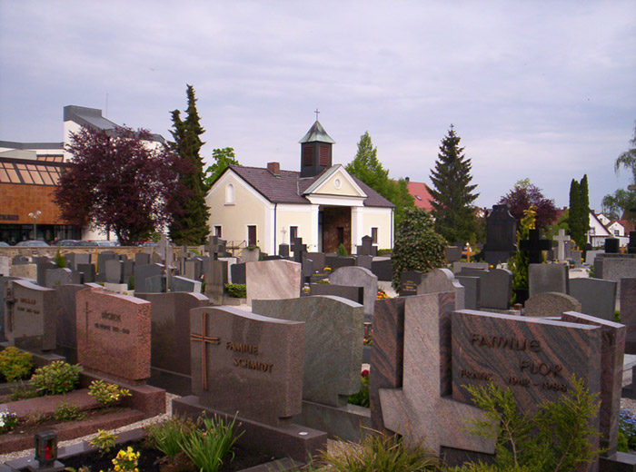 Germany 2005 Gallery: The Funeral Site