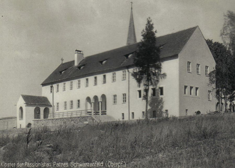 The Monastery Gallery: The Miesbergkloster, 1935